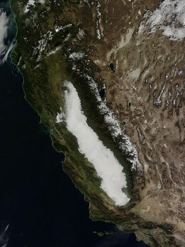warm winter california photo