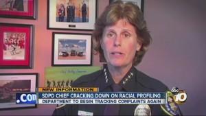 SDPD Racial Profiling