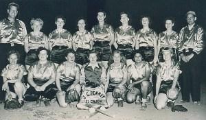 J.C. Penney softball team, 1940s