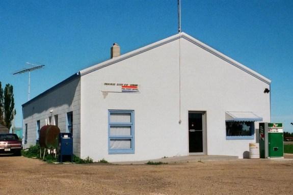 Prairie City PO