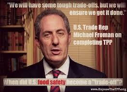 TPP trade off