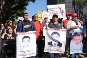 ayotizinapa march san diego March_2015