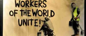 banksy workers