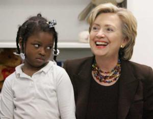 black-girl-sees-through-Hillary