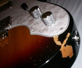 scratched-guitar