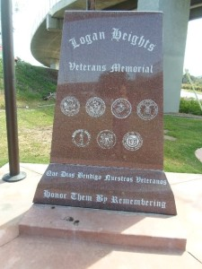 Logan Heights Veterans Memorial