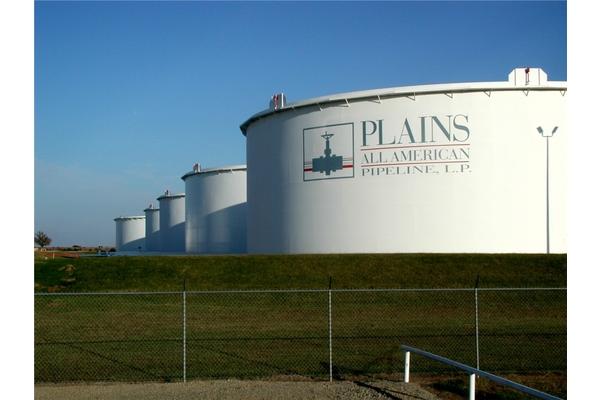 plains pipeline