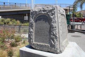 Boundary Monument #255 US3