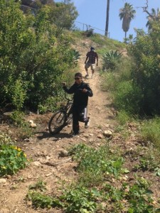 Canyon pic 47th St Olivia Biker Hiker Mrytle St.