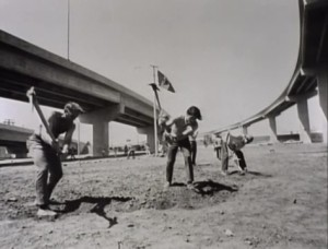 Early work founding Chicano Park