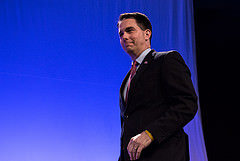 Scott Walker photo