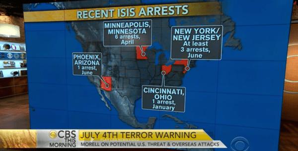 CBS Fear