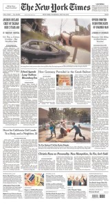 NYT cover image killings