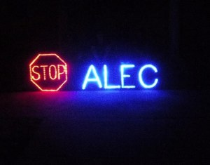 San Diego Activists Go All In for Anti-Alec Protests