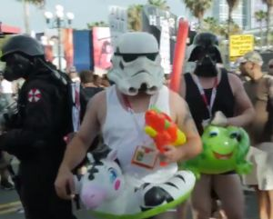Video Essay: Off-Site Events Draw Local Participation in San Diego Comic-Con 2015
