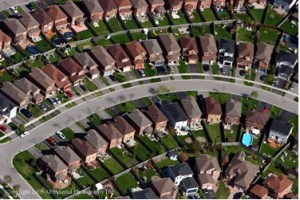 Why Suburbanites Contribute More to Climate Change