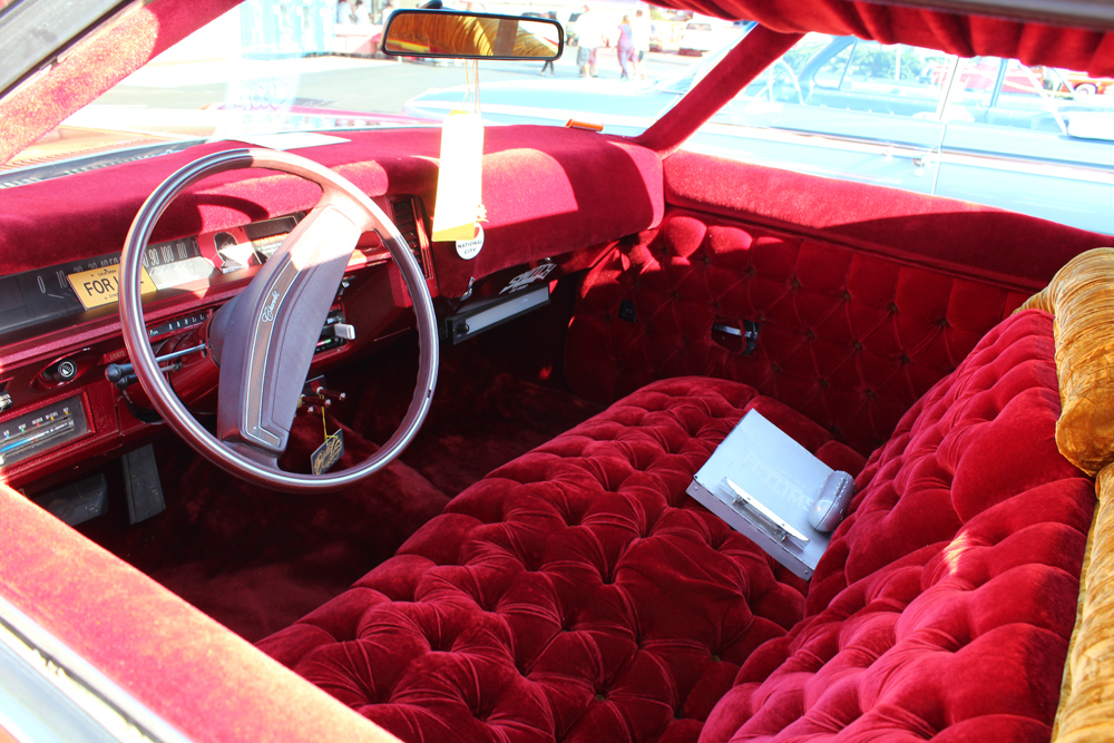Anatomy of a lowrider the standards the art the technology - Interior car cleaning los angeles ...