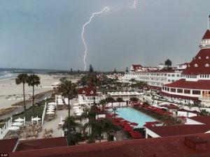del coronado lightning