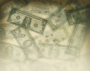 shady money