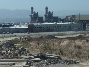 Otay Prison and Power Plant Pic by D Porter