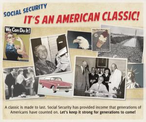 social security is american