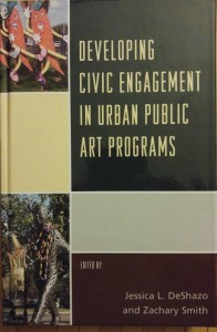 Book cover civic engagement