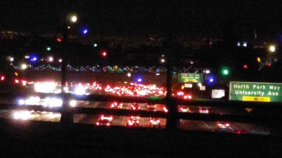 Christmas lights traffic 12_2_15