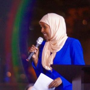 Ramla Sahid via Democratic Woman's Club of San Diego