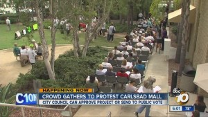 carlsbad protest screenshot