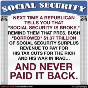 social security loan
