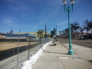 Site at El Cajon & Florida