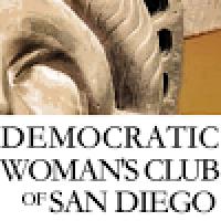 dem womans club logo