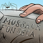 Panama Papers Expose Rich Roaches