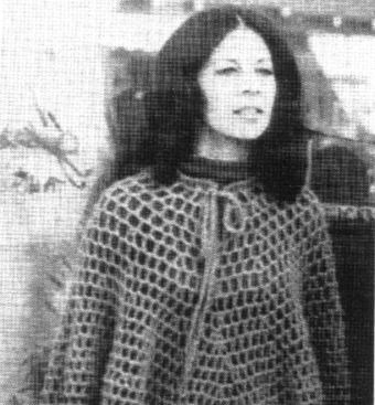 Norma Hernandez, early 1970s