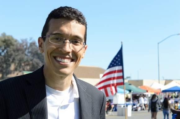 D7 candidate Jose Caballero