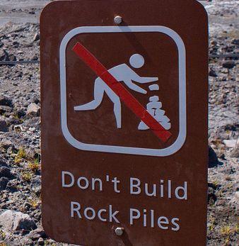 rock piles flickr