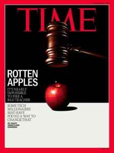 time teachers cover