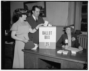 voting old style