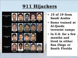 911 hijackers