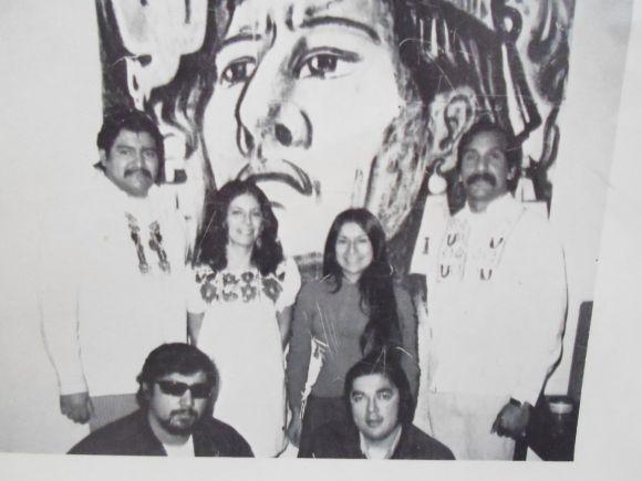 Arturo Casares, Norma, Rachel Ortiz 1967