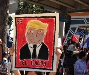 Mr. Trump Gets Fired In San Diego