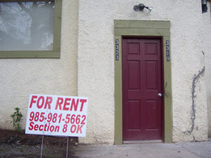 for rent section 8