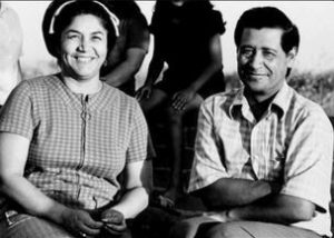 Helen and Cesar Chavez, Photo: UFW