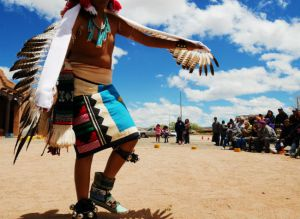 Zuni Tribe Returns to Sacred Ceremony