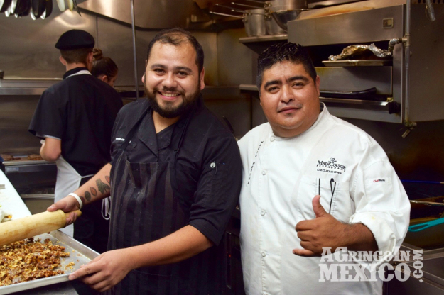 Mexican chefs