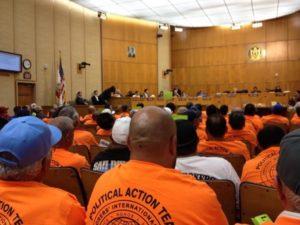 City Hall session