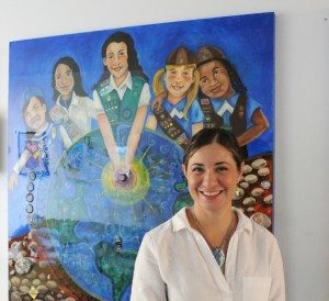 Lisa Cuestas, the new Executive Director of Casa Familiar
