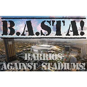 Barrios Against STAdiums logo