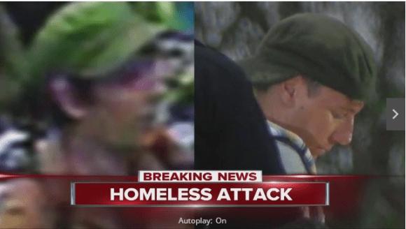 attacks suspect arrested