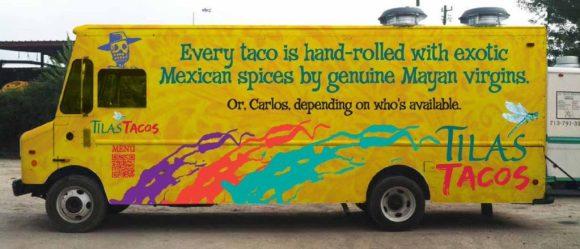 virgin tacos